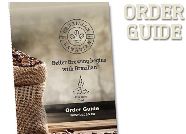 Order Guide