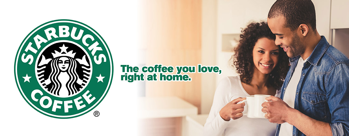 Starbucks Coffee - The coffee you love, right at home