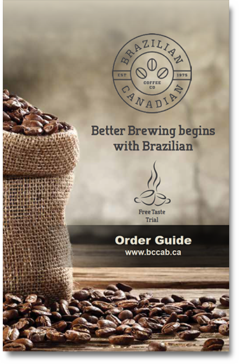 Brazilian Canadian Coffee Order Guide