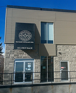 Calgary Branch Location